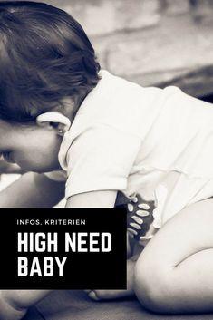 Ist mein Kind ein high need? Welche Kriterien gibt es ...