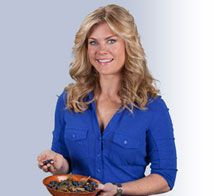 Infuse healthy flavor and fun into your daily routine with Alison Sweeney's favorite blueberry recipes and healthy living tips. Get inspired!