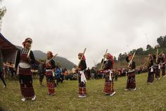 Coming to Sapa this time to join the unique festivals