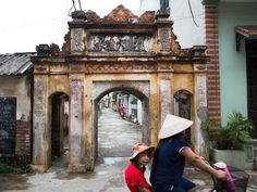 Just outside of Hanoi is a rich artisanal history of craft villages with colorful workshops and handcrafted goods.
