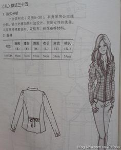 blouse/basic pattern/
