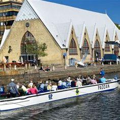 Paddan canal boats