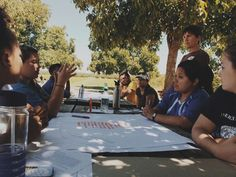 Our new Coordinators are planning how to build essential partnerships in their schools and communities. Thank you Center for Land Based Learning and Power Crunch bars for being a part of our #summertraining! #education #partners #communities #schools #CenterforLandBasedLearning #powercrunchbars