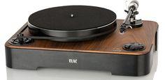 ELAC lässt mit dem Plattenspieler Miracord 90 Anniversary zum 90. Geburtstag eine goldene Ära wiederaufleben.