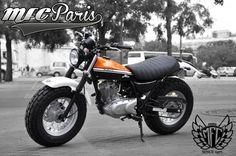 Détail de l'image -suzuki vanvan VAN-VAN Beach Boy. MFC Design - Préparation motos ...