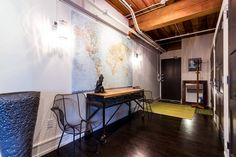 Check out this awesome listing on Airbnb: Elegant Queen W. Candy Factory Loft - Lofts for Rent