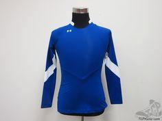 Women's Apparel : Under Armour Heat Gear Long Sleeve Volleyball Shirt #UnderArmour #tcpkickz