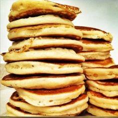 The Best Pancake Recipe recipe