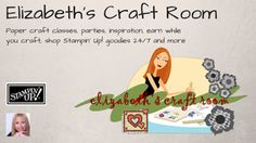 elizabeth's craft room- stamping blog