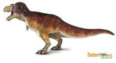 Wild Safari Prehistoric Life Feathered T. rex