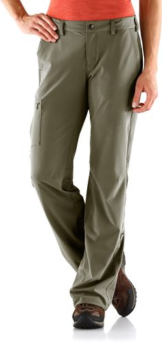 TOPSUN Womens Convertible Zip-Off Quick Dry Pants with Cargo Pockets for Outdoor Hiking Travel