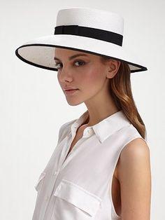 beautiful paper hat