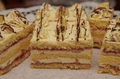 Ananásové rezy, recepty, Zákusky   Tortyodmamy.sk Oreo Cupcakes, Cake Cookies, Czech Recipes, Ethnic Recipes, Czech Desserts, Pecan Pralines, Cake Bars, Desert Recipes, Food Dishes