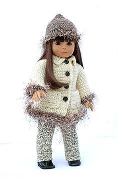 Ravelry: Dolly It's Cold Outside pattern by Lisa Naskrent