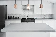Manufacture of polished concrete products and surfaces | Kitchen Br