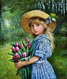 Buy Beautiful Blonde Girl - People Paint By Number kit or check our new modern collections for adults paint by numbers. Relax and enjoy your canvas painting Illustration Photo, Illustrations, Beautiful Blonde Girl, Acrylic Paint Set, Color By Numbers, Paint By Number Kits, Ecole Art, Pics Art, Home Decor Pictures