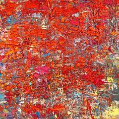 Adam Cohen adamcohenstudio.com Abstract painting