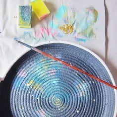 Gemma Patford Legge, Gemma Patford www.gemmapatford.com Rope Vessels, Hand Made, Rope Baskets, Melbourne, Rope baskets, Rope basket, Rope Art