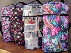 Bolsos materos térmicos Gift Wrapping, Face, Gifts, Girls, Craft, Business Gifts, Satchel Handbags, Embroidery, Dressmaking