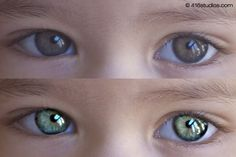 PhotoShop: amazing Bright Eyes How To Tutorial