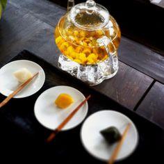 Korean tea ceremony