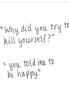 Self harm/suicide/depression quotes - Wattpad