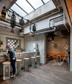 Throughout the 258 rooms, the in-house flower shop, brasserie, juice bar and cafe, there's a strong focus on local craftsmanship with very cool mix of refurbished retro furniture and bespoke...