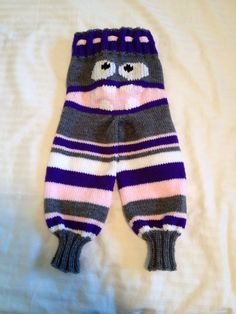 Grumpybum Monster Pants Gloves, Knitting, Crochet, Winter, Tips, Projects, Pants, Fashion, Crochet Hooks