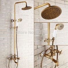 Discount Antique Style Bathroom Faucets | 2016 Antique Style ...outdoor shower