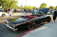 62 Chevy Impala Rag Low low......