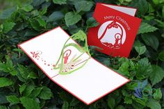 Jingle Bell Pop-up Cards