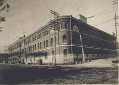 Lemp Brewery Bottling Department, Cherokee Street and Second Carondelet Avenue.
