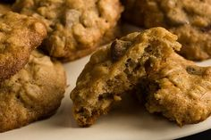 The classic soft, chewy oatmeal cookie with chocolate chips and a hint of cinnamon.