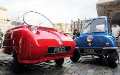 Peel Electric Mini-Cars 1