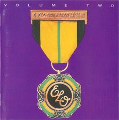 """Electric Light Orchestra """"ELO's Greatest Hits Volume Two"""" 1992"""