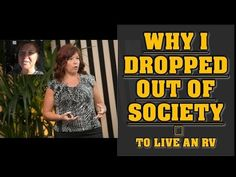 The day after the 2017 inauguration I discuss why, as a single, solo woman, I walked away from a successful business and life in the San Francisco Bay Area t. Van Living, Rv Life, Documentary Film, Roxy, Camper, Woman, Live, Youtube, Ideas