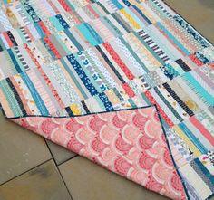 My Favorite Quilt: Katie Blakesley of Swim, Bike, Quilt - Sew Mama Sew
