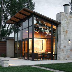 A home in Boulder Colorado by Semple Brown Design