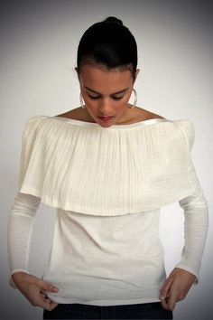 greenthisseason.com - Van Markoviec | Japanese Organic Cotton Top
