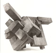EDUARDO CHILLIDA http://www.widewalls.ch/artist/eduardo-chillida/ #contemporary…
