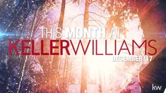 This Month at Keller Williams - December