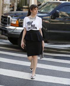 Juliana Ali - http://julianaeamoda.com - Women´s Fashion Style Inspiration - Moda Feminina Estilo Inspiração - Look - Outfit