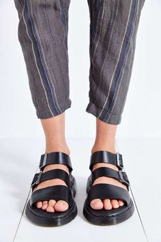 Love the Dr. Martens Gryphon Strap Sandal on Wantering.