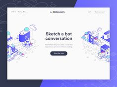 Botsociety is a tool to design, preview and export your chatbot. Join the bot design revolution