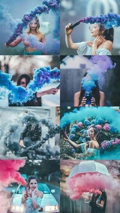Not bad. Love the umbrella idea - Rauch - Fotografie Smoke Bomb Photography, Portrait Photography Poses, Photography Poses Women, Glamour Photography, Light Photography, Creative Photography, Photography Ideas, Group Photography, Photography Awards