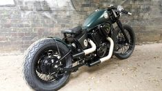 Honda VT 400 Vt 600 bobber custom steed shadow (The Forty Two Build)