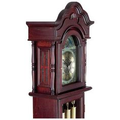 how to make a pendulum clock go slower