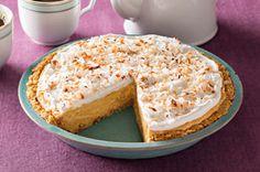 Coconut-Pumpkin Pudding Pie Recipe - Kraft Canada