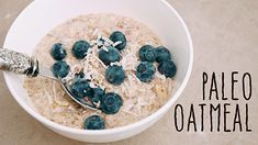 Primal + Keto Cooking Made Easy: Primal Oatmeal Ketogenic Recipes, Paleo Recipes, Paleo Food, Paleo Oatmeal, Full Fat Milk, Low Carb Breakfast, Breakfast Cereal, Primal Kitchen, Raw Almonds
