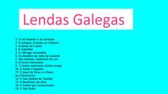 Lendas de Galicia